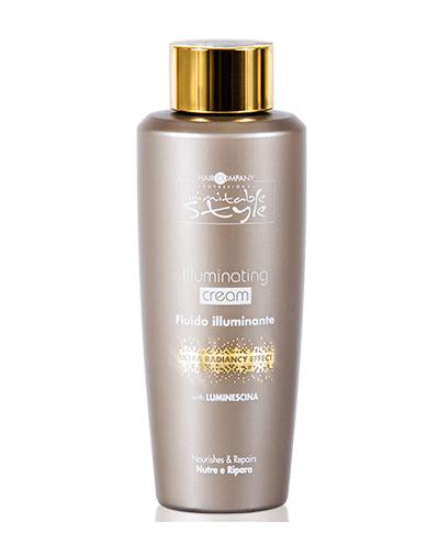 Купить Hair Company Inimitable Style Illuminating Cream Крем для придания блеска, 250 мл (Hair Company, Inimitable Style)