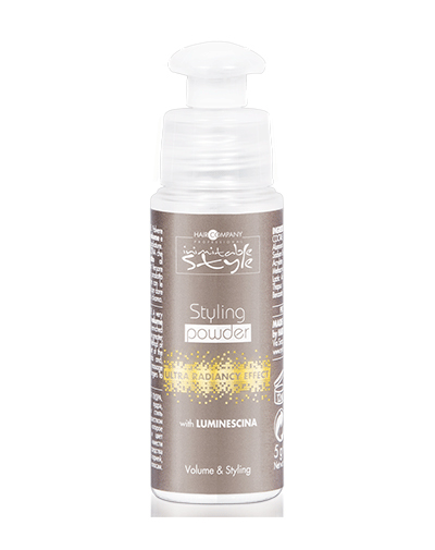 Hair Company Professional Inimitable Style Styling Powder Моделирующая пудра, 5 гр (Hair Company Professional, Inimitable Style) недорого