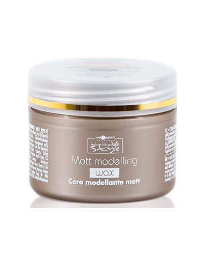 Купить Hair Company Inimitable Style Matt Modelling Wax Моделирующий воск с матовым эффектом, 100 мл (Hair Company, Inimitable Style)