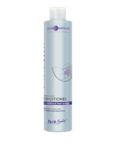 Купить Hair Company Professional Бальзам с минералами и экстрактом жемчуга, 250 мл (Hair Company Professional, Hair Light)