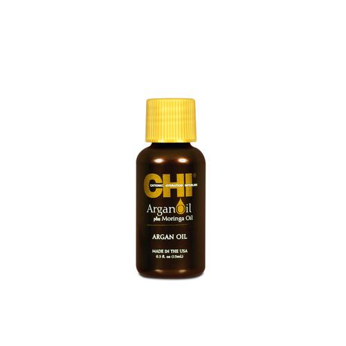 Купить Chi Масло для волос с экстрактом масла арганы и дерева маринга, 15 мл (Chi, Argan Oil)