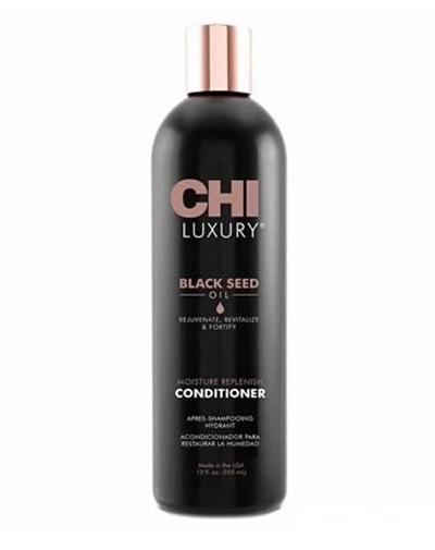 Купить Chi Кондиционер для волос Luxury с маслом семян черного тмина Увлажняющий, 355 мл (Chi, Luxury)