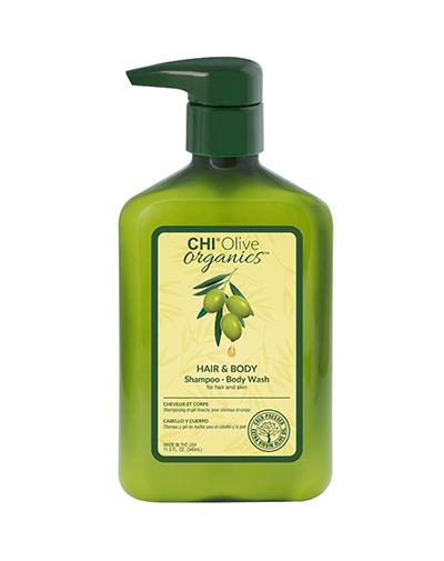 Купить Chi Шампунь Olive Organics для волос и тела, 340 мл (Chi, Olive Nutrient Terapy)