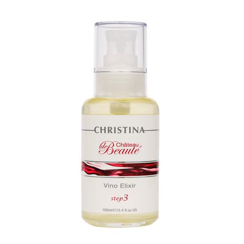 Christina Шаг 3 Масло-эликсир на основе экстрактов винограда 100 мл (Christina, Chateau de Beaute)