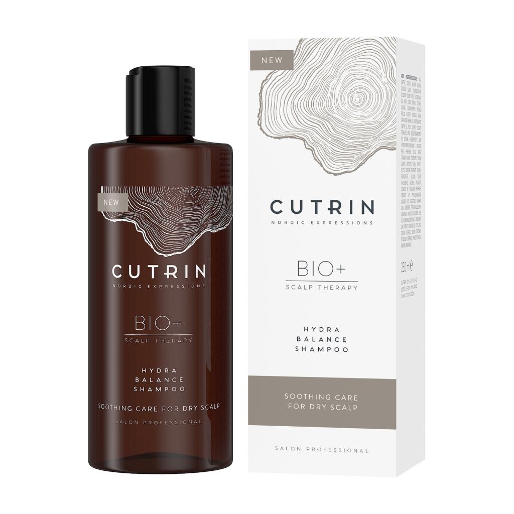 Купить Cutrin Шампунь для увлажнения головы Hydra Balance, 250 мл (Cutrin, BIO+)