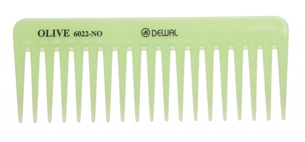 Купить Dewal Pro Гребень моделирующий, редкозубый, зеленый 15, 5 см (Dewal Pro, )