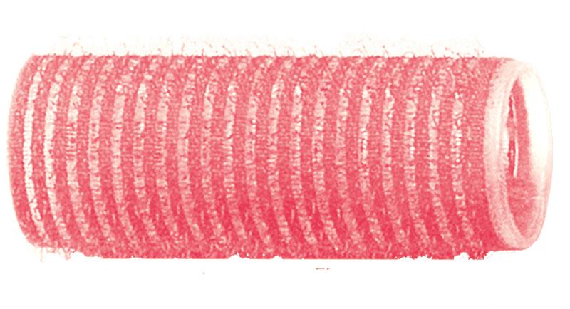 Купить Dewal Pro Бигуди-липучки розовые, 24 мм 12 шт (Dewal Pro, )