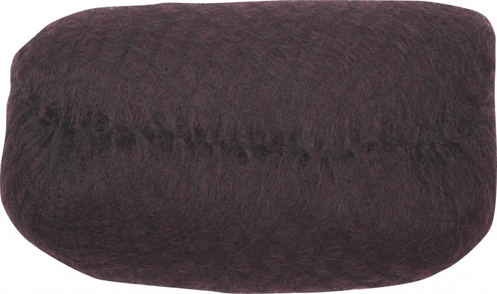 Купить Dewal Pro Валик для прически, искусственный волос + сетка, темно-коричневый 18х11 см (Dewal Pro, )