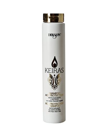Диксон Keiras Age Protection Тонизирующий шампунь со стволовыми клетками 250 мл (Dikson, Уход за волосами, Keiras)
