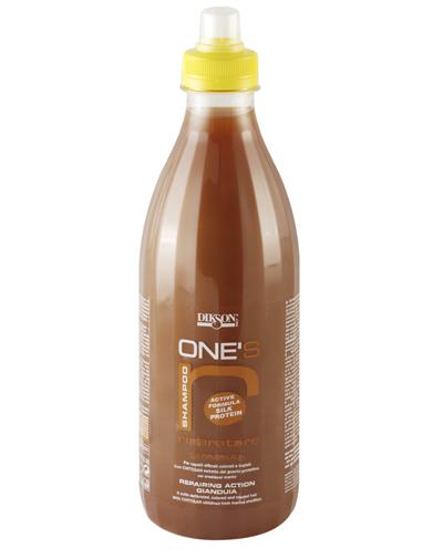 Купить Dikson Питательный шампунь с хитозаном для ломких, сухих и очень чувствительных волос Shampoo Riparatore, 1000 мл (Dikson, One's Treat)