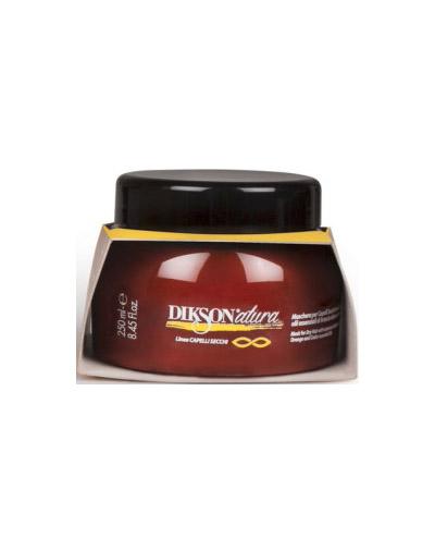 заказать Dikson Маска для сухих волос с экстрактом бессмертника и липы, 250 мл (Бальзамы, маски, сыворотки)