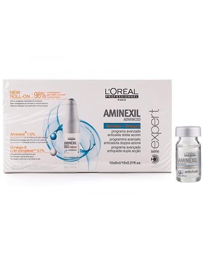 Ампулы Expert Aminexil Advanced Scalp против выпадения волос, 42*6 мл