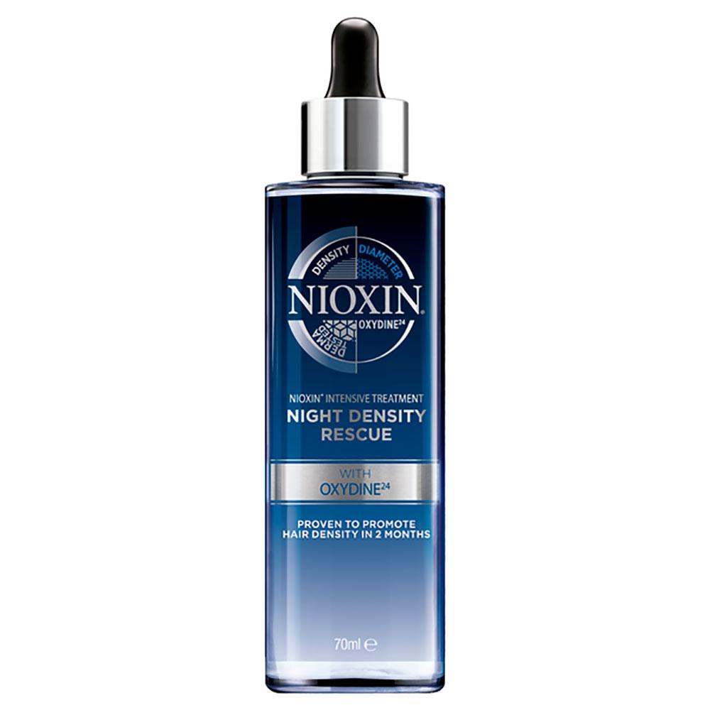 Купить Nioxin Ночная сыворотка для увеличения густоты волос, 70 мл (Nioxin, 3D интенсивный уход)