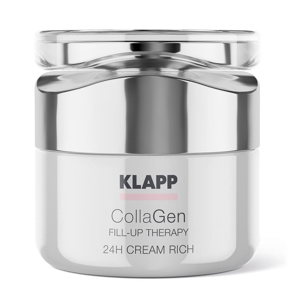 Купить Klapp Питательный крем 24H Cream Rich, 50 мл (Klapp, CollaGen)