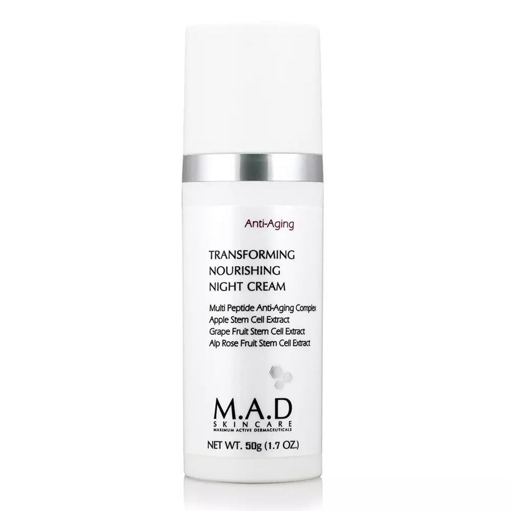 Купить M.A.D. Омолаживающий питательный ночной крем, 50 г (M.A.D., Anti-Age)