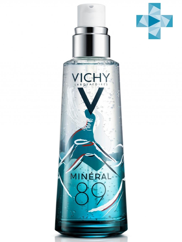 Купить Vichy Ежедневный гель-сыворотка для кожи, подверженной внешним воздействиям Limited Edition, 75 мл (Vichy, Mineral 89)