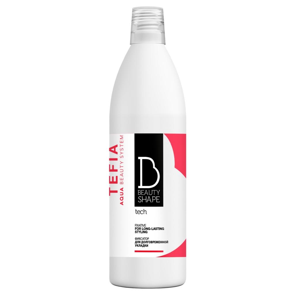 Купить Tefia Фиксатор для долговременной укладки, 1000 мл (Tefia, Beauty Shape)