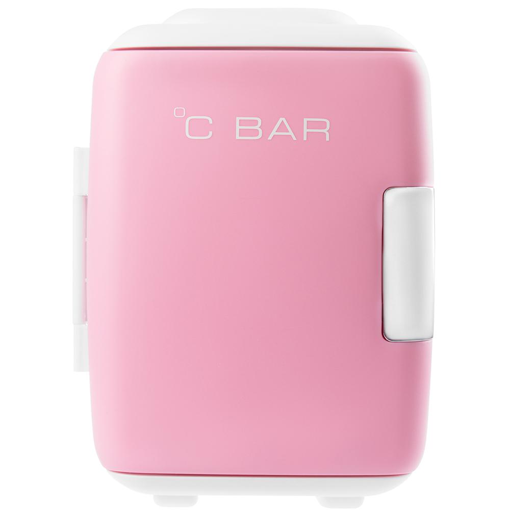 Купить C.Bar Холодильник для косметики, объем 5 л, розовый (C.Bar, )