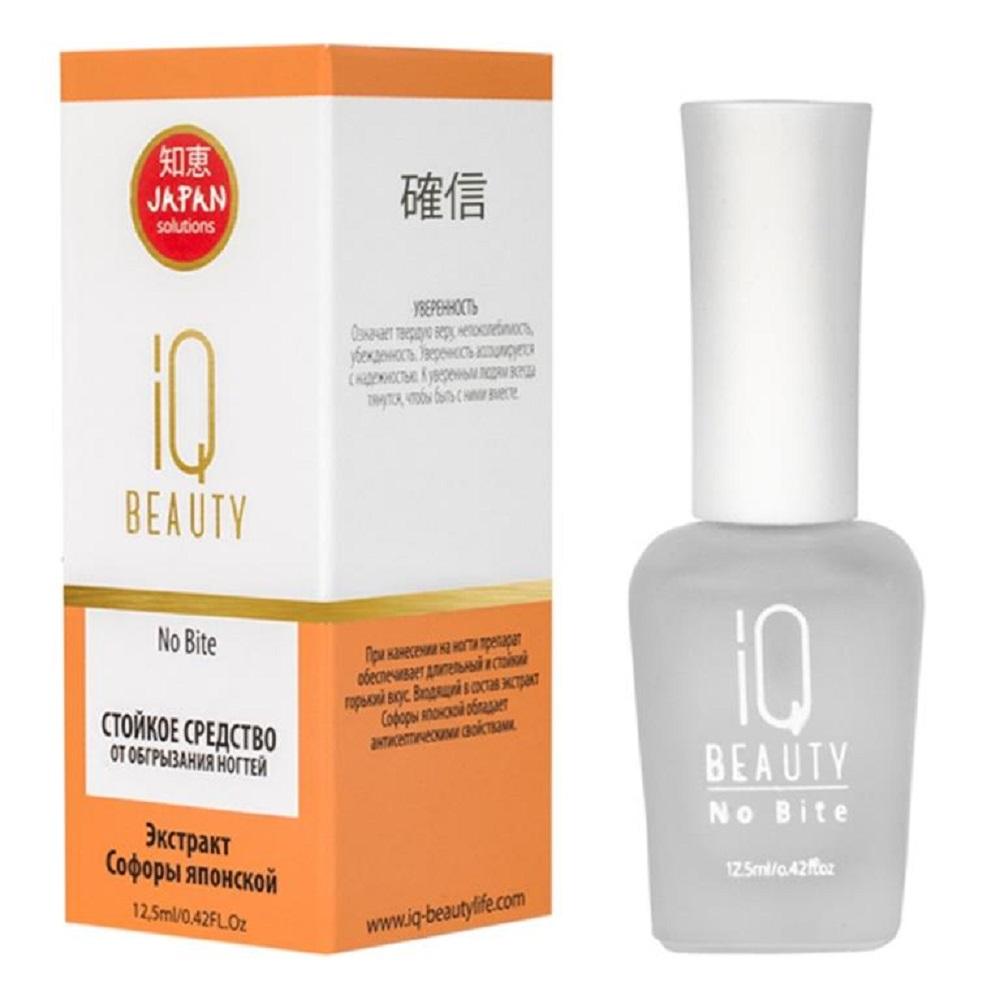 Купить IQ Beauty Стойкое средство от обгрызания ногтей, 12, 5 мл (IQ Beauty, Уход за ногтями)
