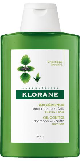 Купить Klorane Шампунь с органическим экстрактом крапивы, 200 мл (Klorane, )