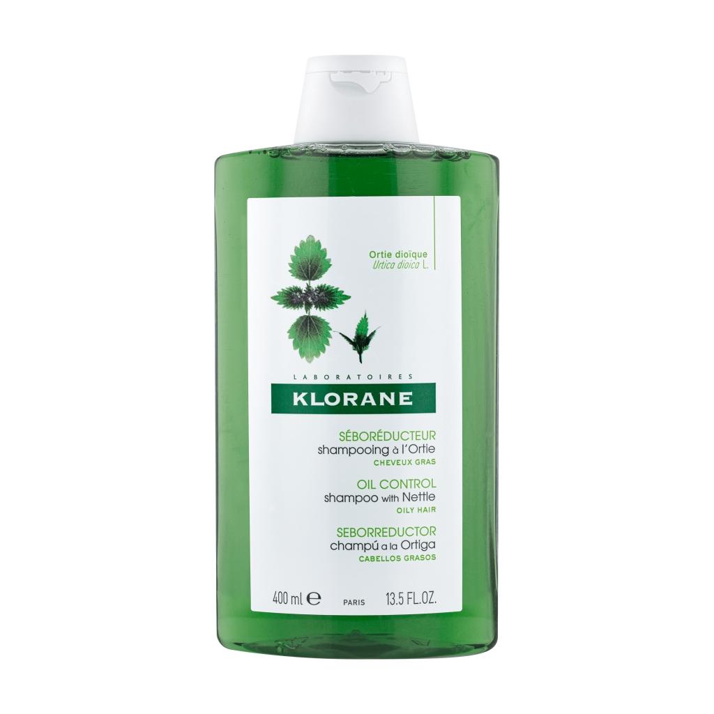 Купить Klorane Шампунь с органическим экстрактом крапивы, 400 мл (Klorane, )