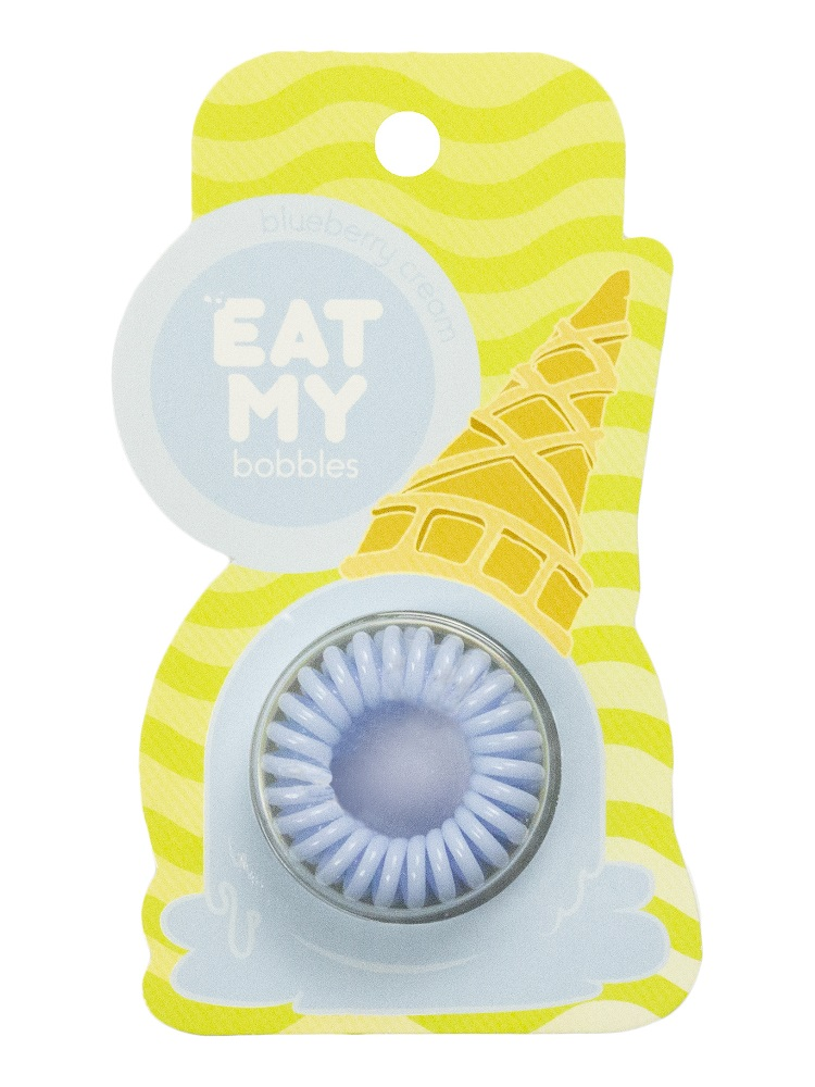Купить Eat My Резинка для волос Сливочная голубика , 3 шт (Eat My, Для причесок)