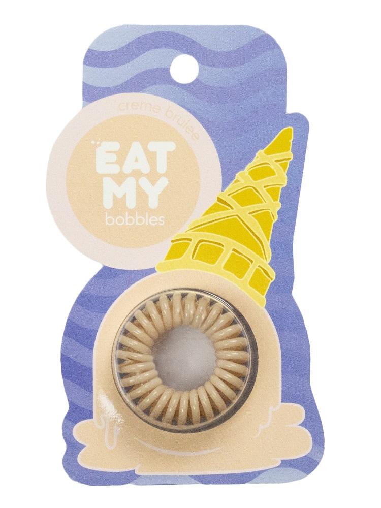 Купить Eat My Резинка для волос Крем-брюле , 3 шт (Eat My, Для причесок)