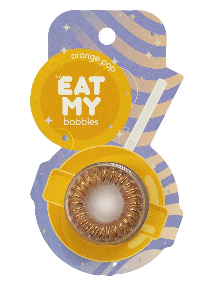 Купить Eat My Резинка для волос Апельсиновый леденец , 3 шт (Eat My, Для причесок)
