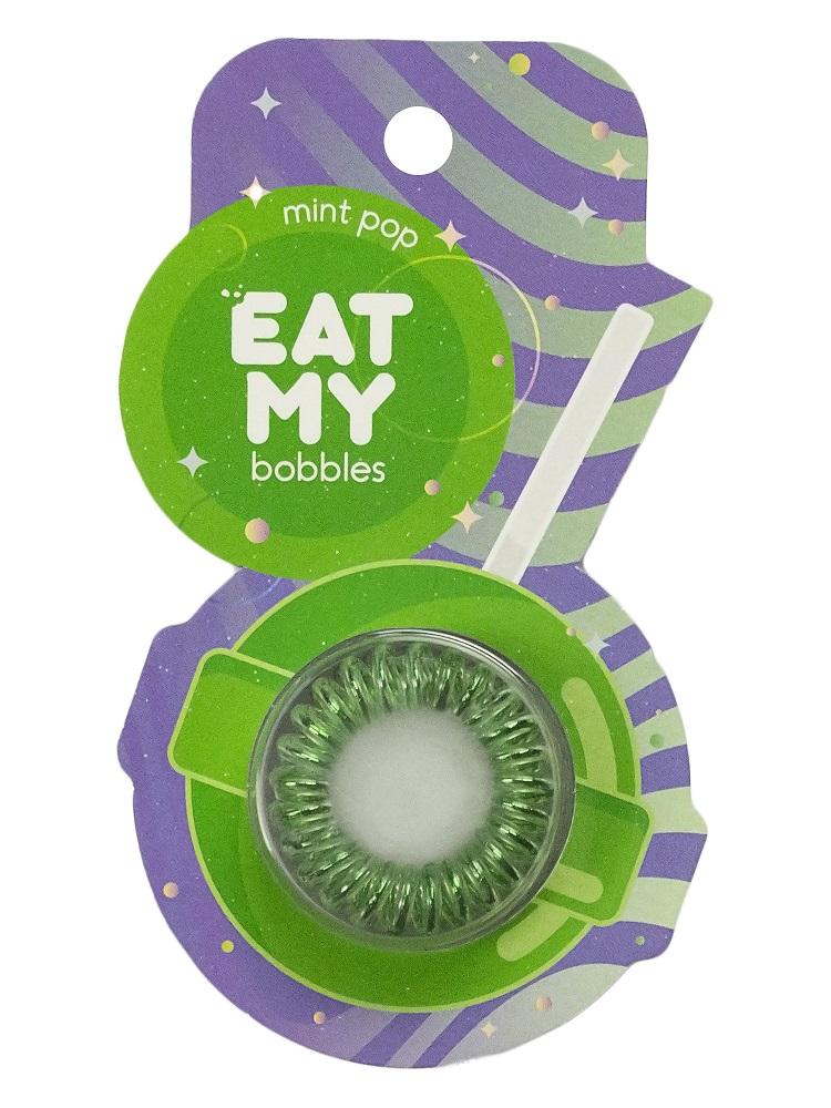 Купить Eat My Резинка для волос Мятный леденец , 3 шт (Eat My, Для причесок)