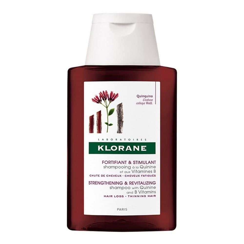 Купить Klorane Шампунь с экстрактом хинина и органическим экстрактом эдельвейса, 100 мл (Klorane, )