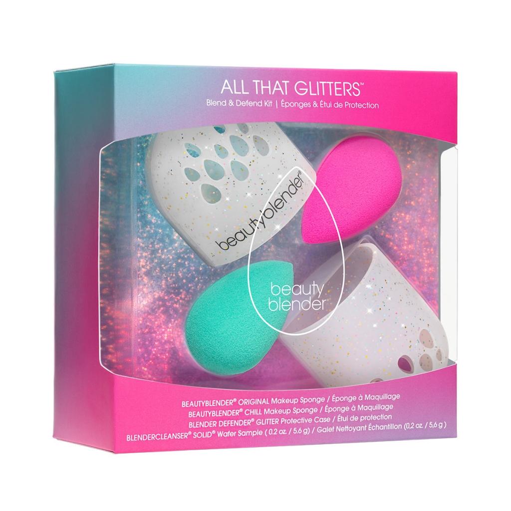 Beautyblender Подарочный наборAll That Glitters (Beautyblender, Аксессуары) недорого