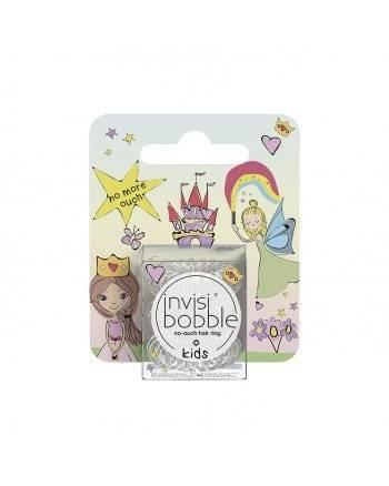 Купить Invisibobble Резинка для волос Princess Sparkle, с подвесом, 3 шт (Invisibobble, Kids)