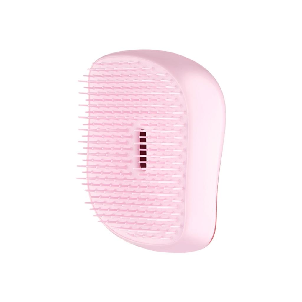 Купить Tangle Teezer Расческа Baby Doll Pink Chrome (Tangle Teezer, Tangle Teezer Compact Styler)