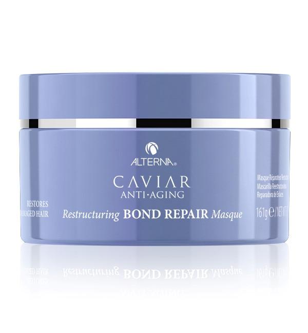 Купить Alterna Маска-регенерация для молекулярного восстановления структуры волос, 161 г (Alterna, Caviar Anti-Aging Restructuring Bond Repair)