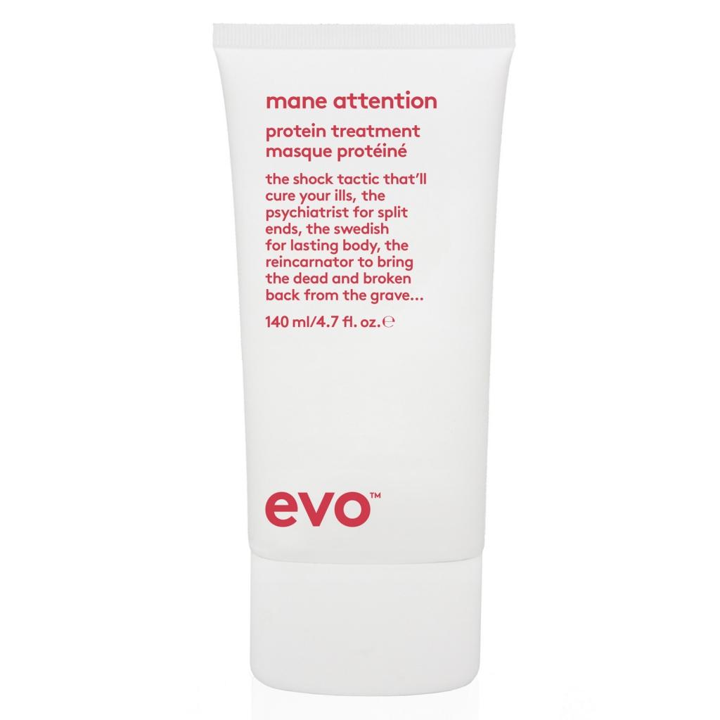 Купить Evo Укрепляющий протеиновый уход [рецепт для гривы] для волос, 150 мл (Evo, Для волос)