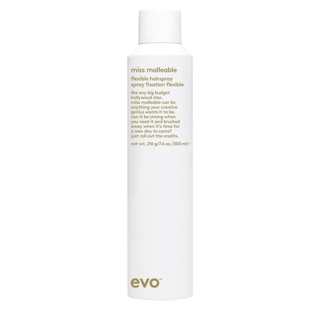 Купить Evo Лак [мисс Покорность] подвижной фиксации, 300 мл (Evo, Для волос)