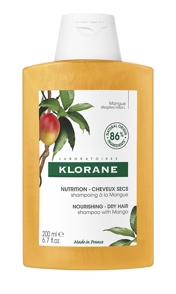 Купить Klorane Шампунь с маслом манго, 200 мл (Klorane, Dry Hair)