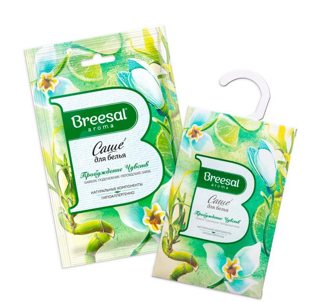 Купить Breesal Ароматическое саше для белья Пробуждение чувств (Breesal, Ароматы для гардероба)