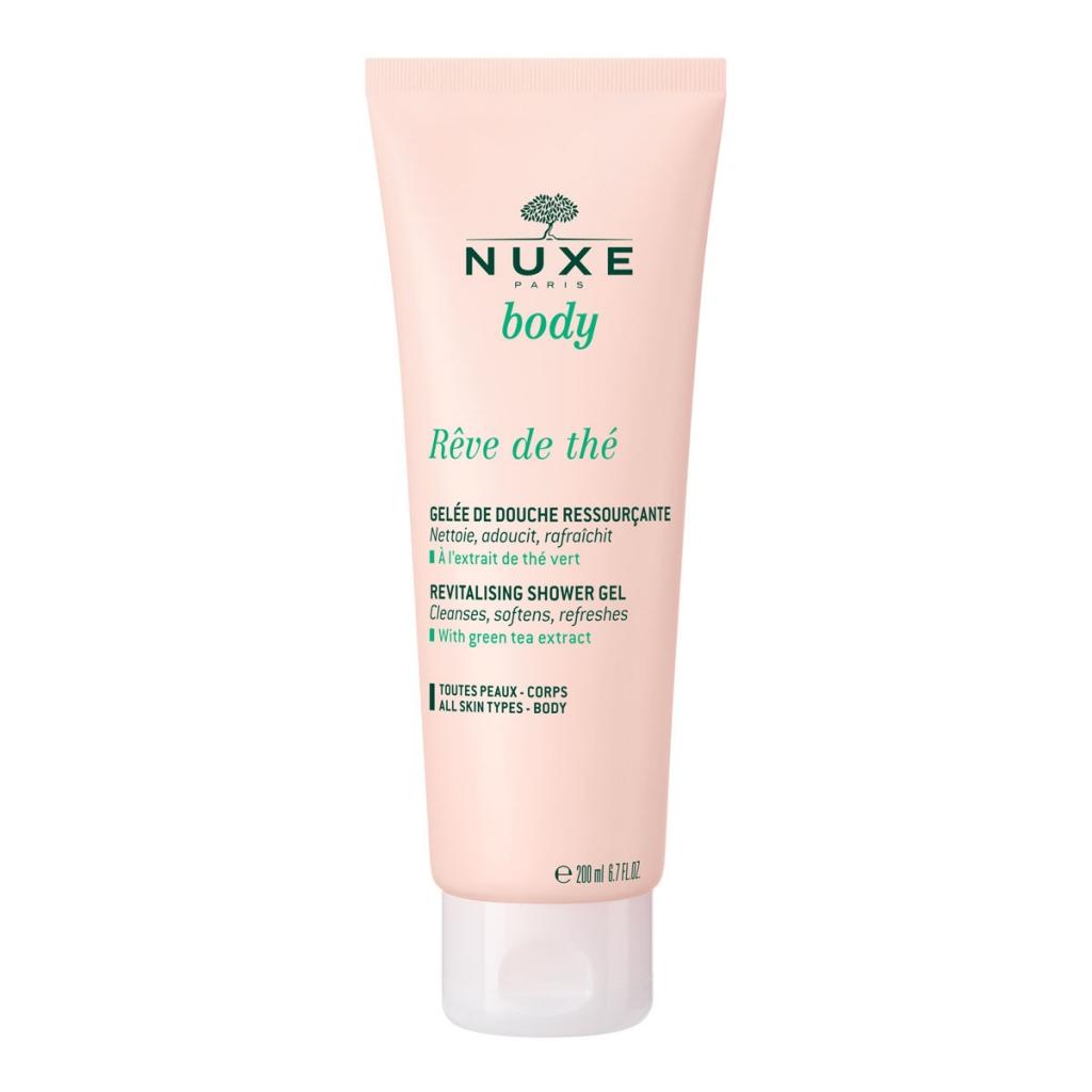 Купить Nuxe Восстанавливающий гель для душа Reve De The, 200 мл (Nuxe, Nuxe body)