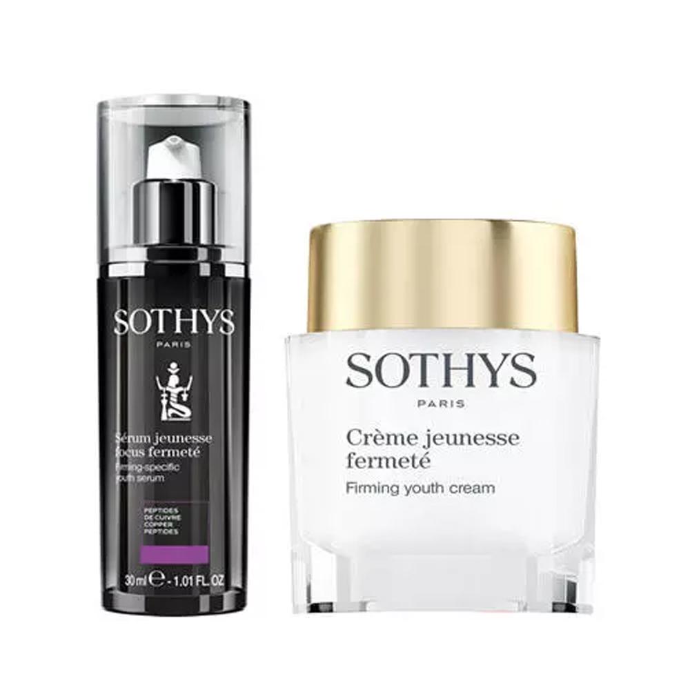 Купить Sothys Paris Набор Лифтинг : сыворотка 30 мл + крем 50 мл (Sothys Paris, Anti-Age Sothys)