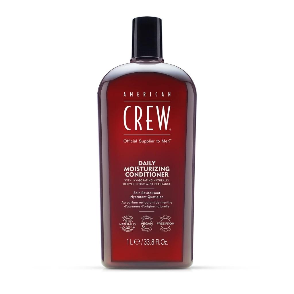 Купить American Crew Ежедневный увлажняющий кондиционер Daily Deep Moisturizing, 1000 мл (American Crew, Hair&Body)
