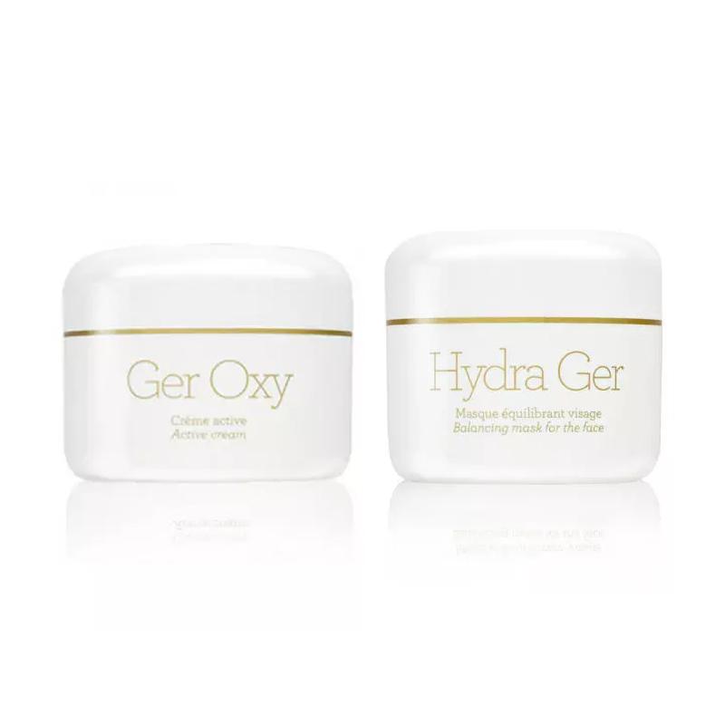 Купить Gernetic Набор Для сухой кожи : крем 40 мл + крем-маска 50 мл (Gernetic, Сухая кожа)
