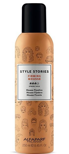 Купить ALFAPARF MILANO Мусс для волос сильной фиксации Firming Mousse, 250 мл (ALFAPARF MILANO, Стайлинг)