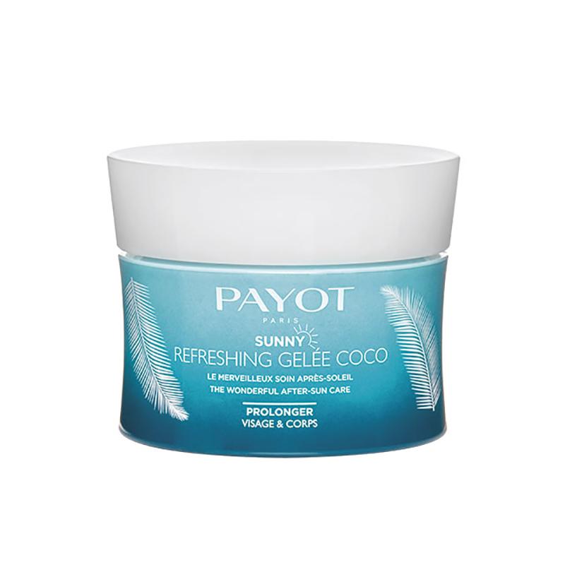 Купить Payot Кокосовое желе для лица и тела после загара, 200 мл (Payot, Солнечный)