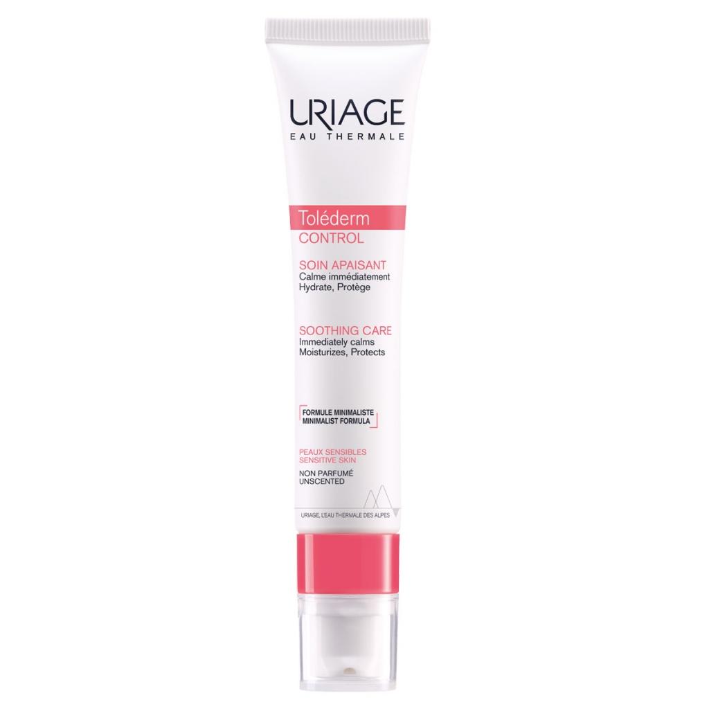 Купить Uriage Успокаивающий легкий крем, 40 мл (Uriage, Tolederm)