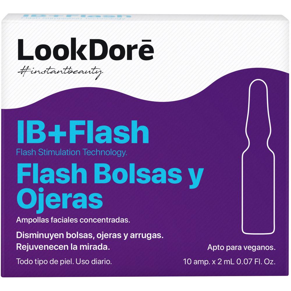 Купить Lookdore Концентрированная сыворотка в ампулах для контура век, 10 шт * 2 мл (Lookdore, IB+FLASH)