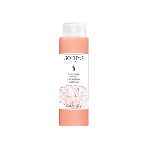 Купить Sothys Paris Тоник для нормальной и комбинированной кожи с экстрактом грейпфрута Vitality lotion, 400 мл (Sothys Paris, Cleansing)