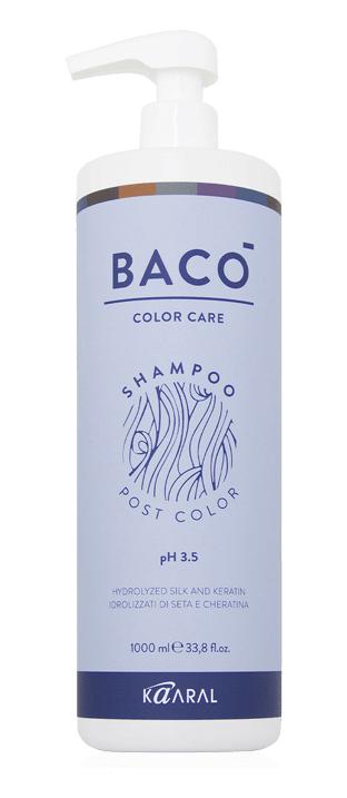 Купить Kaaral Шампунь-стабилизатор цвета для волос pH 3.5, 1000 мл (Kaaral, Color Care)