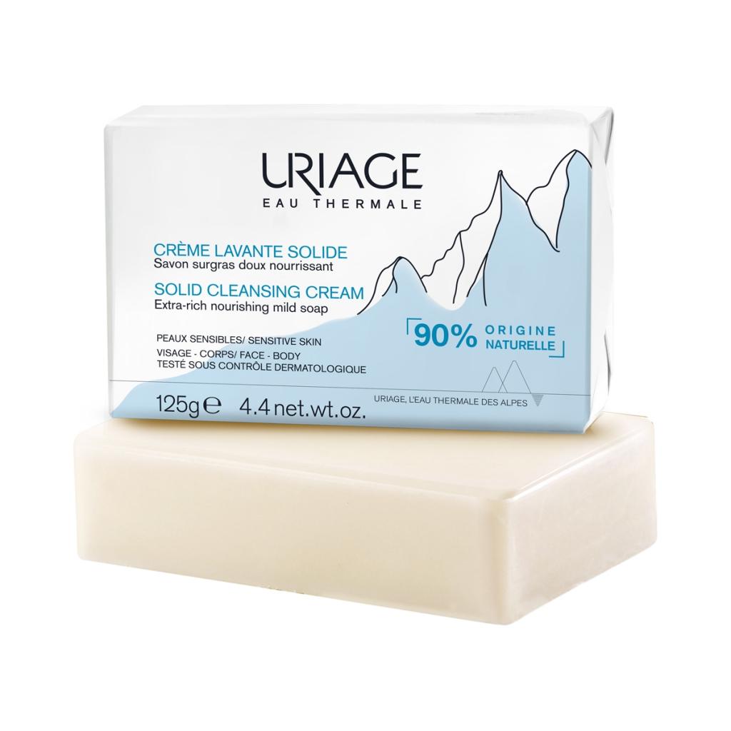 Купить Uriage Очищающее крем-мыло, 125 г (Uriage, Eau thermale)