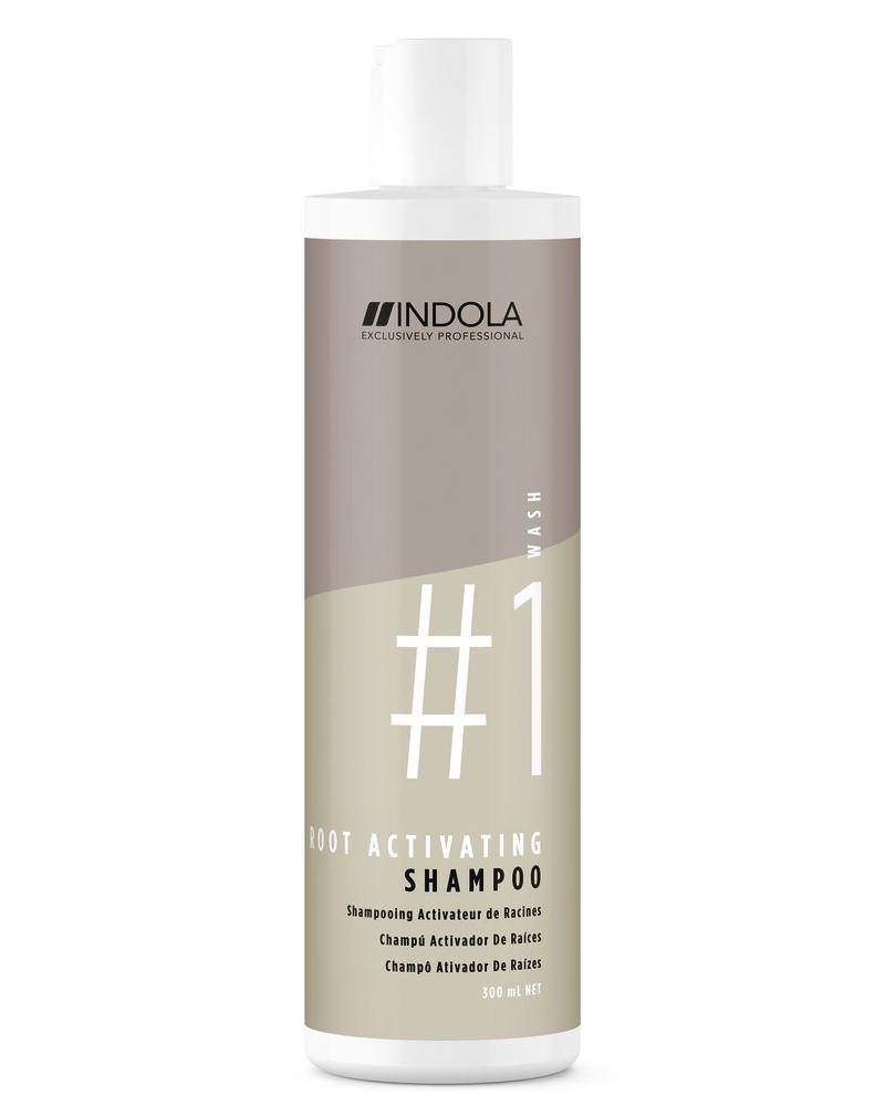Купить Indola Шампунь для роста волос, 300 мл (Indola, Уход за волосами)